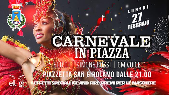 Carnevale ad Ischia