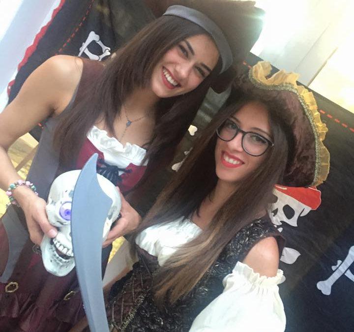 25 Marzo Pirati a Formia