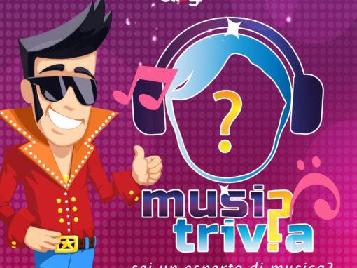 Music Trivia (gioco interattivo sulla musica)
